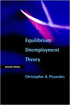 PISSARIDES UNEMPLOYMENT THEORY PDF EQUILIBRIUM