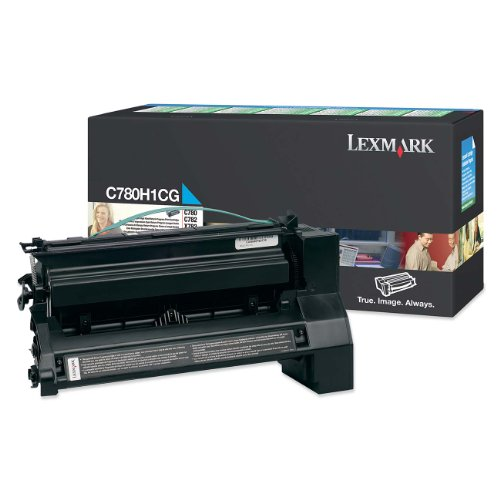 Lexmark Toner for C780/C782 (10000 Sheets) - Cyan