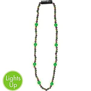 Adult bead gras light mardi up excellent