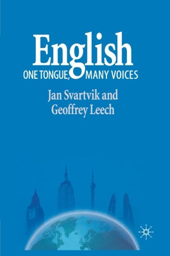 English: One Tongue, Many Voices