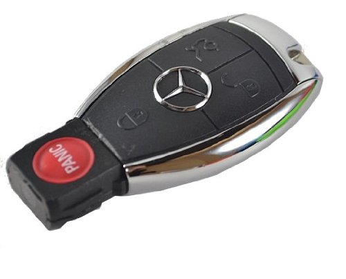Mercedes mercedes benz c cl clk silicone smart key fob for How to unlock mercedes benz without key
