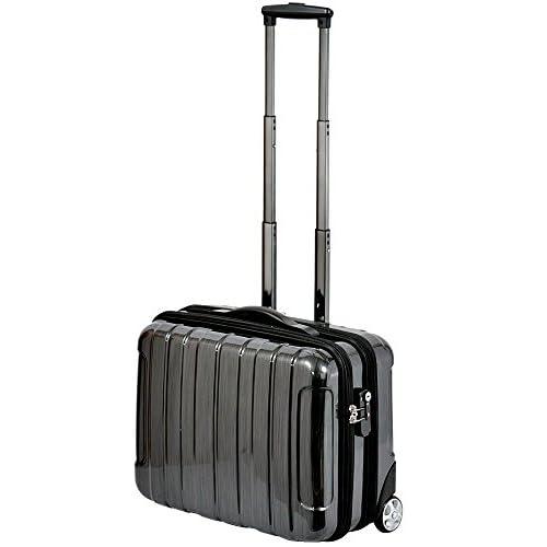 TSA搭載 ビジネスキャリーケース ビジネスバッグ スーツケース 鏡面加工 スクラッチガンメタル