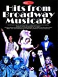 Hits from Broadway Musicals Easy Piano
