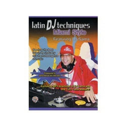 Latin DJ Techniques: Miami Style (DVD)