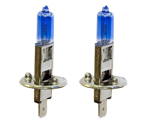 H1 100W Pair High or Low Beam or Fog Light Xenon HID White Bulbs JDM (99 Explorer Fog Light compare prices)