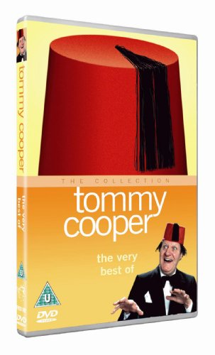 Tommy Cooper The Very Best Of [DVD]