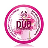 The Body Shop Body Butter Duo Sweet Pea Normal Skin & Dry Skin 200ml