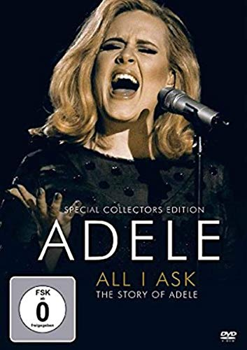 DVD : All I Ask