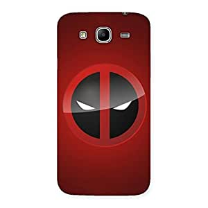 Ajay Enterprises Dengerus Eyes Back Case Cover for Galaxy Mega 5.8