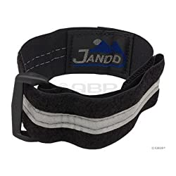 Jandd Ankle Strap Black, Each by Jandd