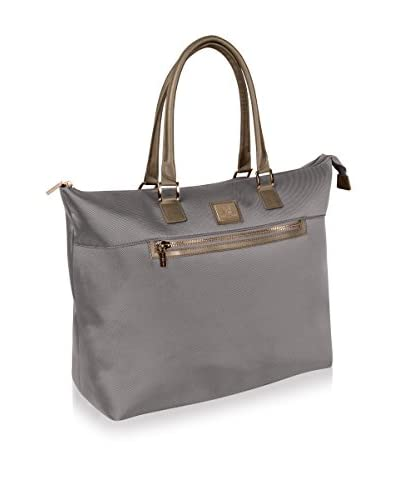 Anne Klein Tampa Travel Tote, Light Blue As You See