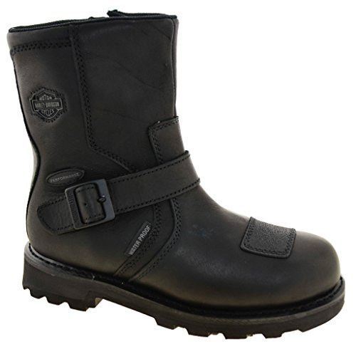 Harley Davidson Men's Blaine Waterproof Motorcycle Boots
