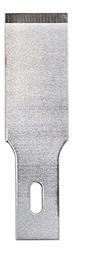 Excel 5-Piece 1/2-Inch Chisel Blade, Large