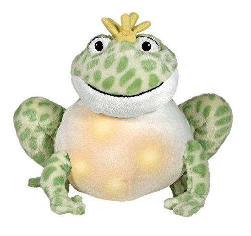 Cloud B Twinkling Plush Toy, Firefly Frog