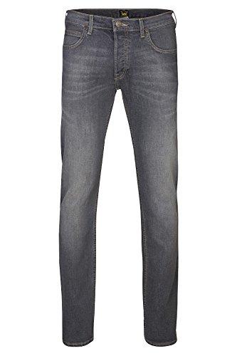 Lee Powell Slim minima degli uomini dei jeans grigio L704BMRH, Size:W30/L34