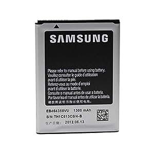 Samsung EB464358VUCSTD Akku (1300mAh) für Samsung Galaxy Mini S6102, S6500, S6802, S7500