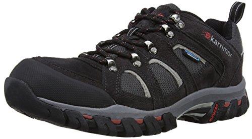 Bodmin IV Weathertite, Men's Low Rise Hiking Shoes, Grey (Black Sea), 8 UK (42 EU)