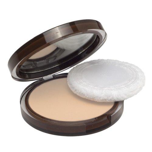 CoverGirl Clean Pressed Powder Ivory (N) 105, 0.39-Ounce Pan (Pack of 2)