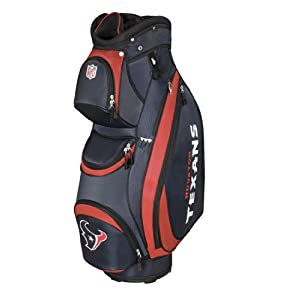 Wilson NFL Houston Cart Bag by Wilson