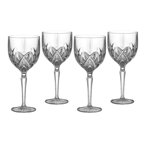 Marquis by Waterford Brookside 8-Ounce White Wine Glass, Set of