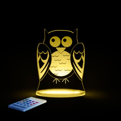 aloka Owl Sleepy Light - 1