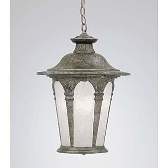 designers fountain quintessence rustic silver one light. Black Bedroom Furniture Sets. Home Design Ideas