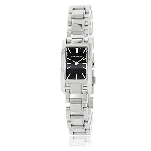 Burberry BU9601 Heritage Swiss Made Small Silver Ladies Watch