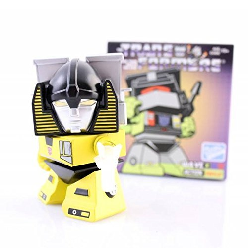 The Loyal Subjects Transformers Wave 3 Action Vinyl - Sunstreaker