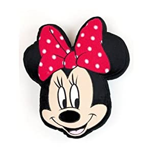Amazon.com: Disney Minnie Mouse Head Shaped Cushion: Home & Kitchen