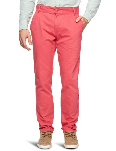 Bellfield MTRS-11214SL Slim Men's Trousers Sloane Pink W30 INxL32 IN