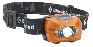Black Diamond Equipment Storm Headlamp (Mango)