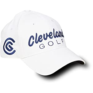 Cleveland Golf Tour Series 2010 Cap, White/Blue