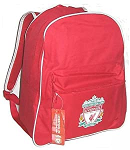 Liverpool Fc Backpack In Red by Liverpool FC