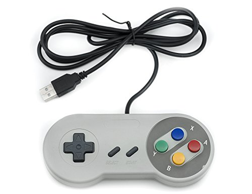 Qumox SNES PC GamePad controlador SFC