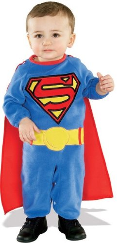Kids Halloween Costumes Superman Baby Infant Costume InfanT