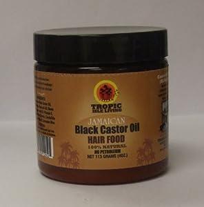 tropic isle jamaican black castor oil hair