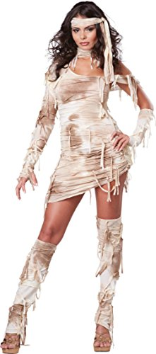 California Costumes Womens Sexy Mystical Mummy Halloween Theme Party Fancy Dress