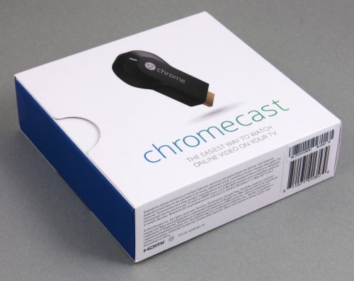 Great Deal! Google Chromecast HDMI Streaming Media Player