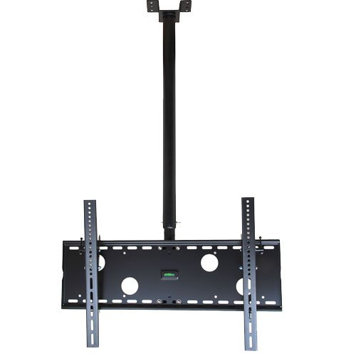 Plasma Tv Ceiling Mount Lcd Monitor Drop Bracket For Panasonic 37 42 46 50 '' Inch Th-37Pwd7Uy Th37Pwd8Gk/S Tc-37Lz800 Tc-37Lz85 37Pwd8Gk/S Th37Pwd8Uk Th-37Pwd8Uk Th37Px25U/P Th-37Px25U/P Th37Px50U Th-37Px50U Th37Px60U Th-37Px60U Th-42Px77U Th-42Px80U Th-