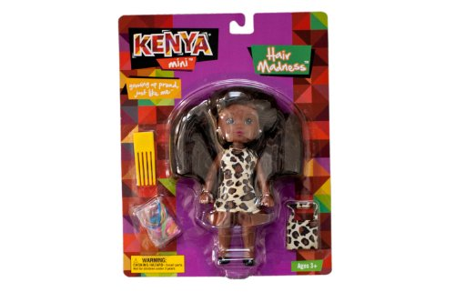 Kenya's World Day Dreamer Mini Doll