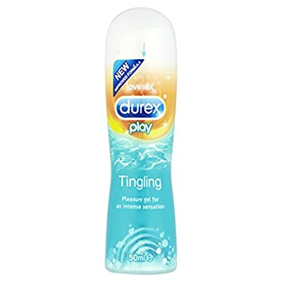 Durex Play Tingling Lube 50ml