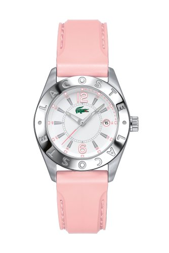 Ladies Biarritz Pink Rubber