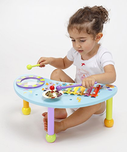 Boikido Wooden Percussion Table