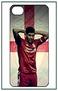 Steven Gerrard League Premier Gerrard Liverpool Steve iPhone5 iPhone 5 Black Designer Hard Case Cover Protector Bumper from Diy iPhone Case