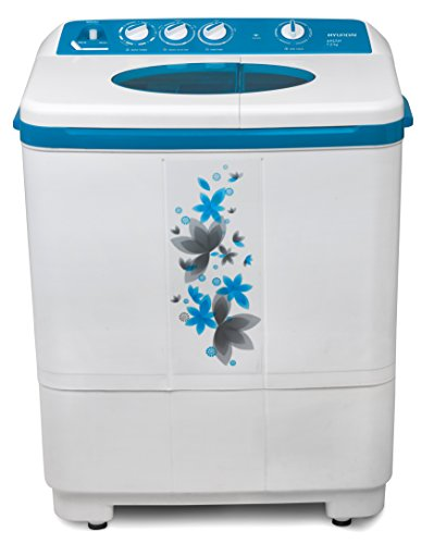 Hyundai HYS72F 7.2 Kg Semi Automatic Washing Machine