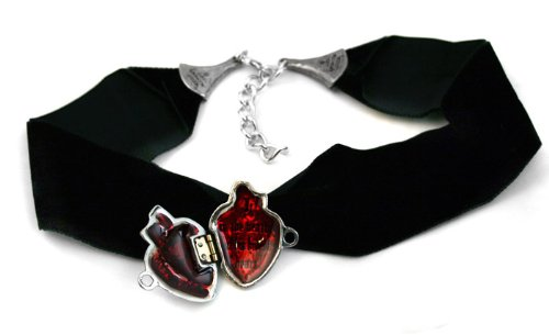 The Tell Tale Heart Alchemy Gothic Choker