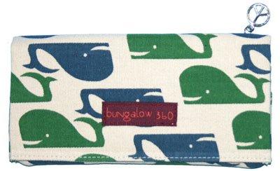 Bungalow360 Whales Vegan Wallet - Buy Bungalow360 Whales Vegan Wallet - Purchase Bungalow360 Whales Vegan Wallet (Bungalow, Apparel, Departments, Accessories, Wallets, Money & Key Organizers, Billfolds & Wallets, Card Holders)