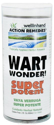 Well in hand Wart Wonder Delicate Places, Delicate Places 2 Fl Oz