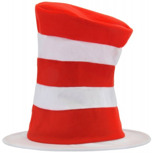 Cat in the Hat Dr. Seuss Kids Hat