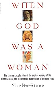 "Cover of ""When God Was a Woman"""
